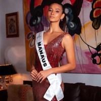 Figueiredense vence o Miss Universo Amazonas 2021
