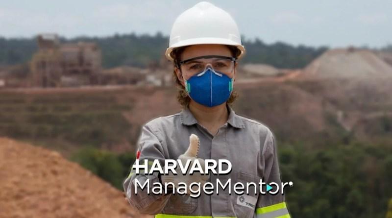 Mineração Taboca e Universidade de Harvard iniciam parceria para qualificação de profissionais