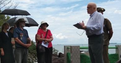 Persahabatan Soekarno – Hatta dan Thomas Critchley Terbawa ke Kota Muntok