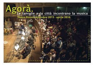 Agora terza edizione 2015-16