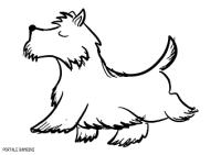 Disegni di cani da stampare e colorare: scoprili tutti