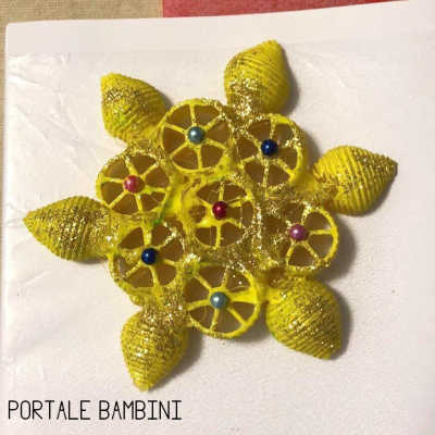Lavoretti Con La Pasta Scopri Tante Idee Creative Portale
