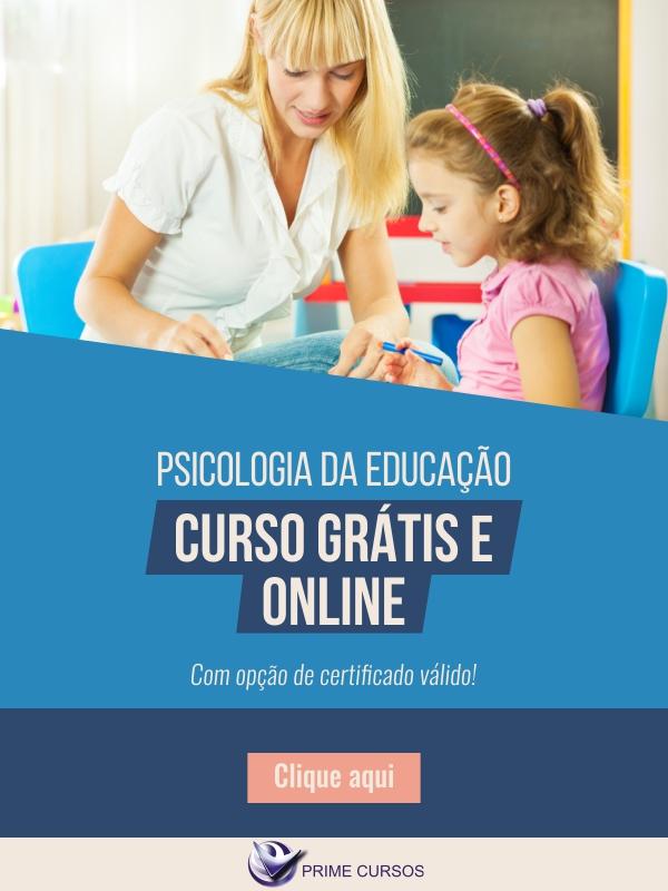 50 - Psicologia da Educacao