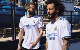 Camisa do Real Madrid 2022
