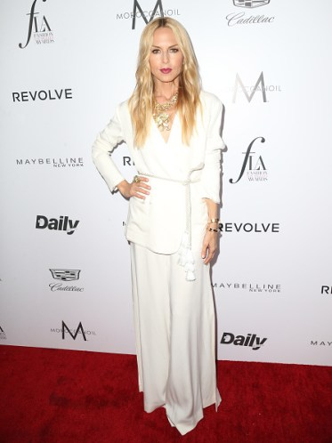"""WEST HOLLYWOOD, CA - MARCH 20: Designer Rachel Zoe attends the Daily Front Row """"Fashion Los Angeles Awards"""" at Sunset Tower Hotel on March 20, 2016 in West Hollywood, California. (Photo by Frederick M. Brown/Getty Images)"""