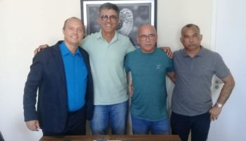 Major Alberto é anunciado como pré-candidato a prefeito de Extremoz pelo PSC