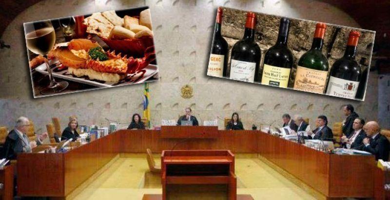 Resultado de imagem para vinhos e lagosta