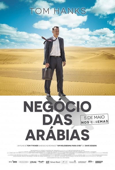 NEGÓCIO DAS ARÁBIAS portal fama poster 040816