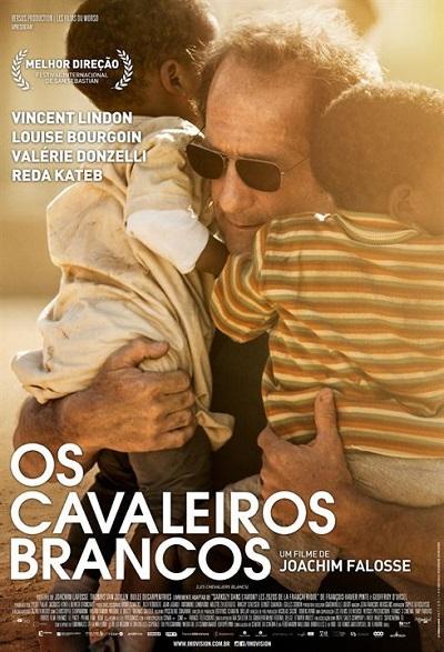 OS CAVALEIROS BRANCOS poster portal fama 040816