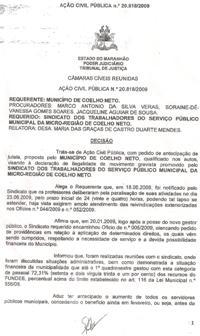 EXCLUSIVO: LIMINAR GARANTIU FIM DA GREVE