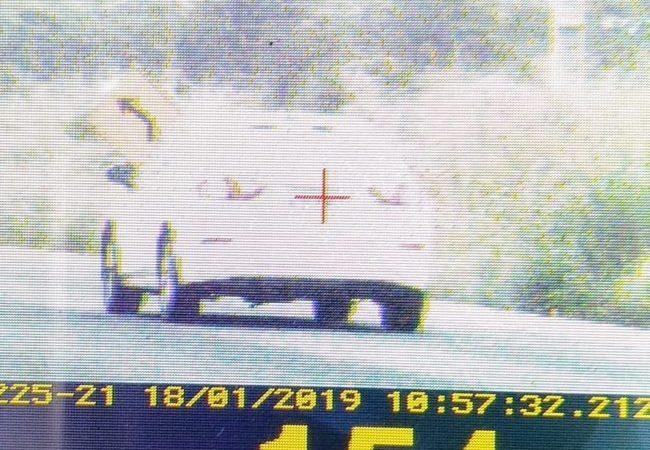 PRF flagra veículo com quase 200% de excesso de velocidade no MA