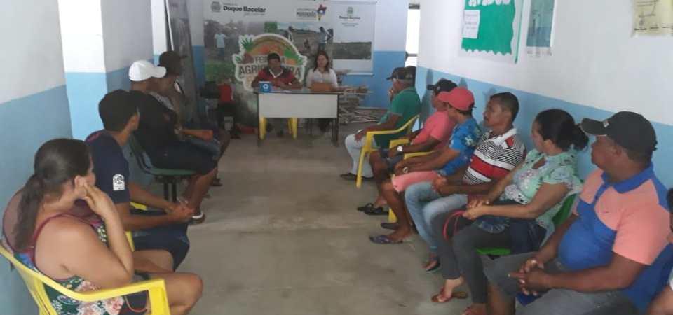 Prefeitura de Duque Bacelar faz balanço do PAA