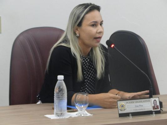 Vereadora Liza Pires cobra atuação do governo sobre abastecimento de água na zona rural de Coelho Neto