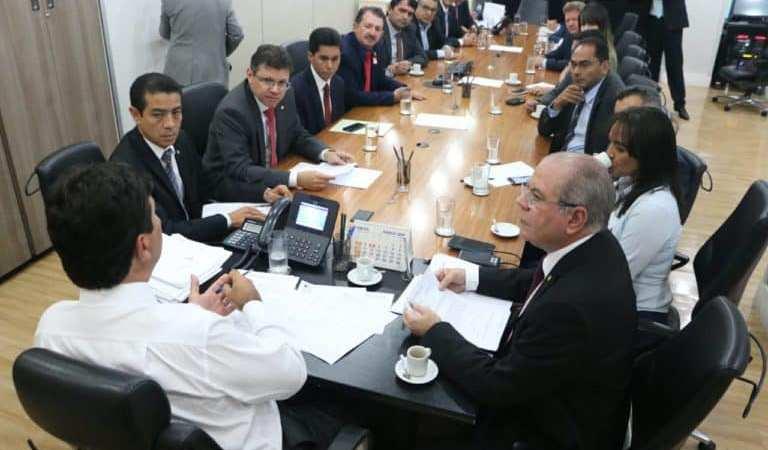 Em audiência com Ministro da Saúde, Magno assegura recursos para a UPA de Chapadinha