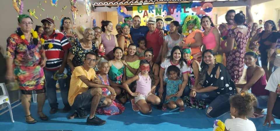 Prefeitura garante carnaval para idosos e crianças em Afonso Cunha