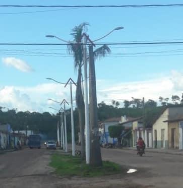 """Prefeitura de Afonso Cunha desmente """"fake news"""" do poste caído"""