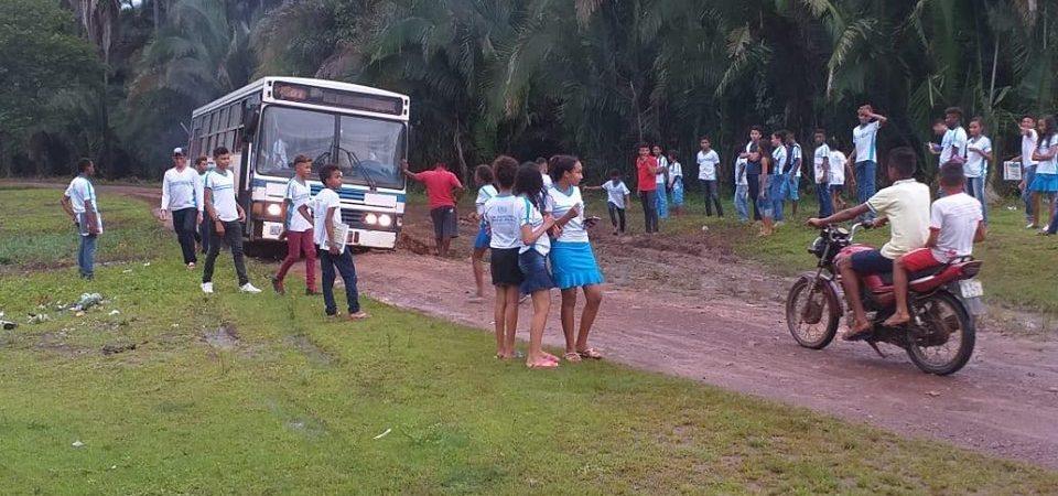 Povoado Santa Maria experimenta o caos do descaso da Prefeitura de Coelho Neto