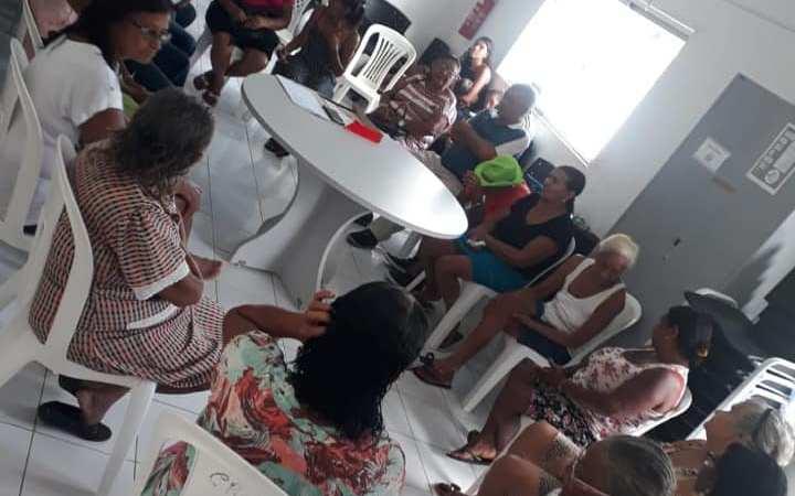Prefeitura segue trabalhando com idosos em Duque Bacelar
