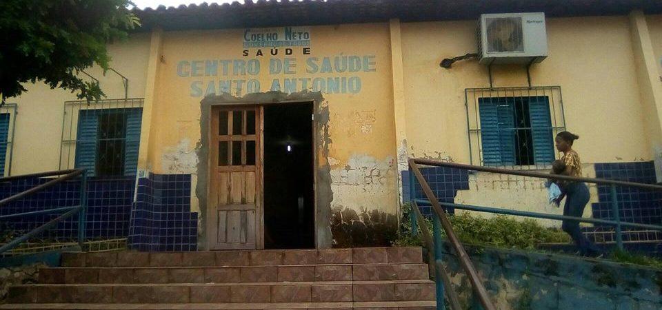 UBS do Mutirão sofre com o descaso da Prefeitura de Coelho Neto…