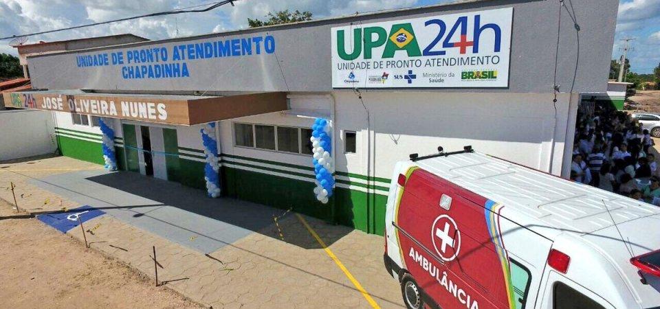 Prefeito Magno Bacelar anuncia data de retorno do funcionamento da UPA