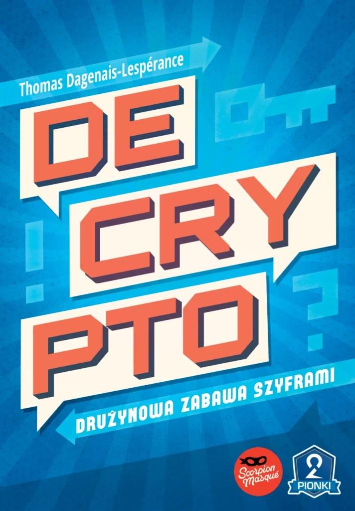 Decrypto 2018