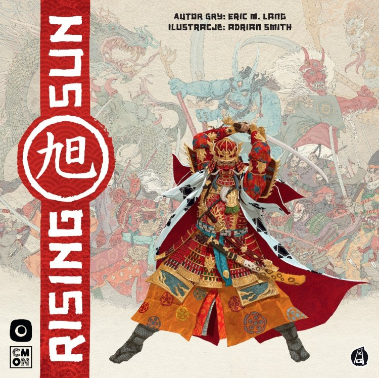 Rising Sun Cover Front