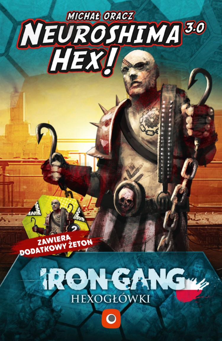 Hexogłówki Iron Gang