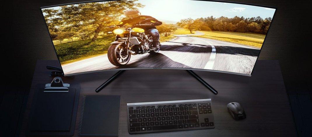 Conozca los tres nuevos monitores de Samsung  presentados en CES 2019