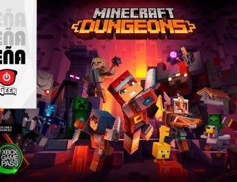 Minecraft Dungeons – Reseña: Aventuras épicas al alcance de todos