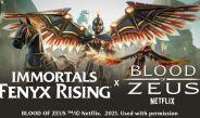 Blood of Zeusde Netflix se adentra al reino de Immortals Fenyx Rising