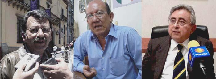 """""""Apertura natural"""" llama González Uribe al pleito entre priistas en la capital"""