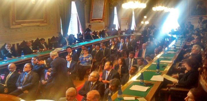 Arranca periodo de sesiones, diputados llaman a evitar enturbiar trabajos por elecciones
