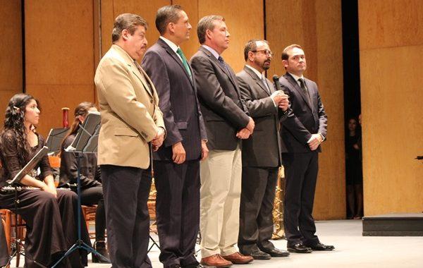Reconoce el Gobernador Miguel Márquez a músicos de la Banda del Estado por cumplir una trayectoria de más de 25 años