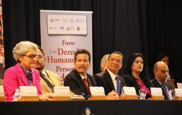 Analizan en la UG mecanismos para garantizar los derechos humanos de los adultos mayores