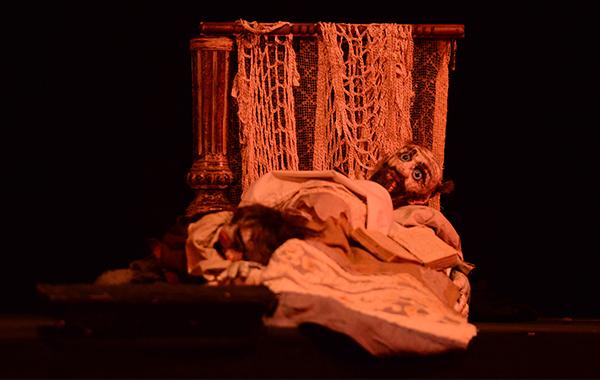 Un mini Quijote, misterio y diversión: Bambalina Teatre Practicable en el FIC