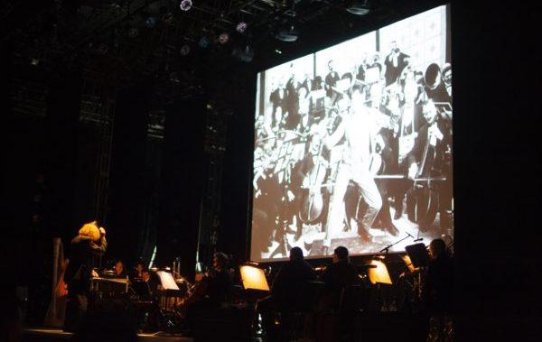 Ars Nova Ensemble y la musicalización en vivo del cine mudo.