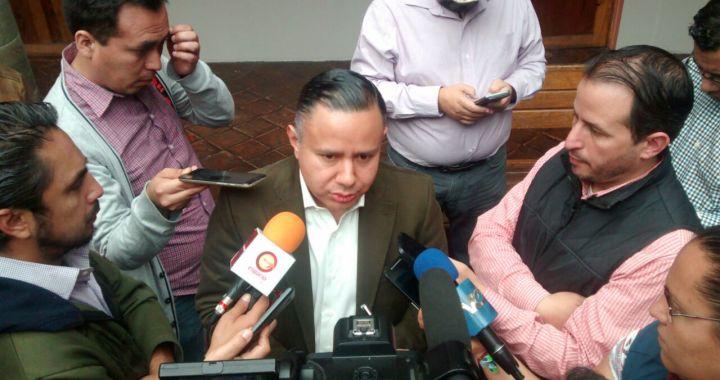 Asegura Edgar Castro que no piensa en reelección