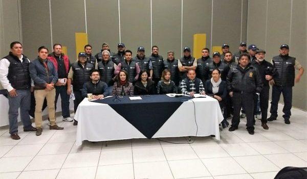 Recibe Campus Guanajuato de la UG equipo de seguridad
