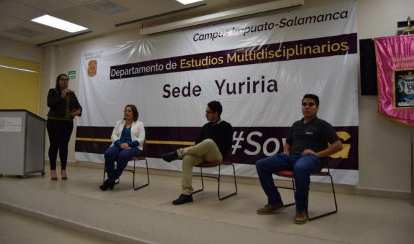 UG cumple 10 años multidisciplinarios sede Yurira