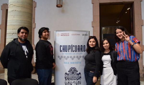 IEC fusiona historia y chupícuaro