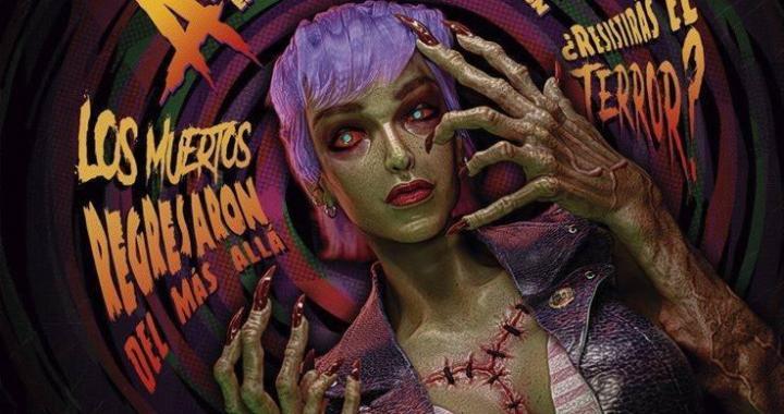 Aurora se llena de zombies
