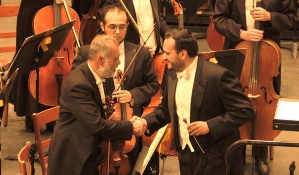 OSUG da concierto a Beethoven en el Juárez
