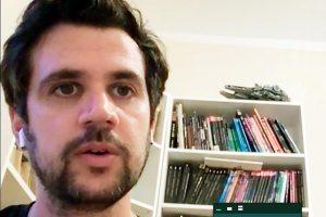 Pau Luque, ganador del Premio Anagrama*