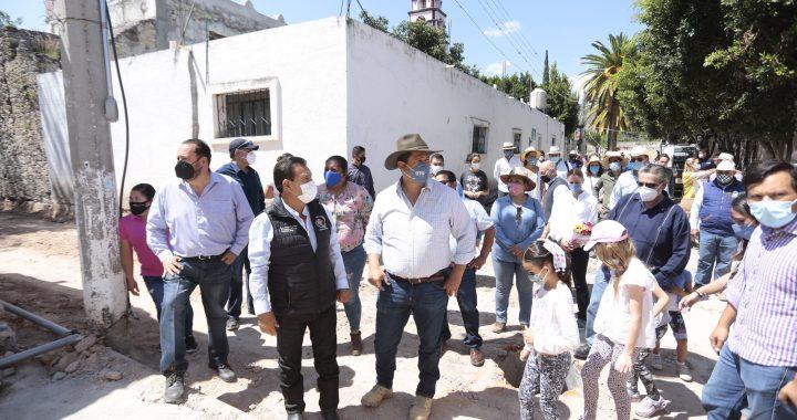 Impulsan el desarrollo de las comunidades indígenas de Guanajuato