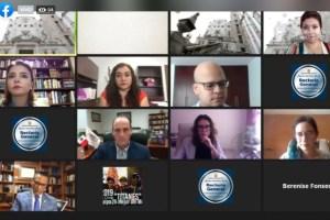 """Presenta IEEG en UG cuadernillos """"Construyendo ciudadanía"""""""