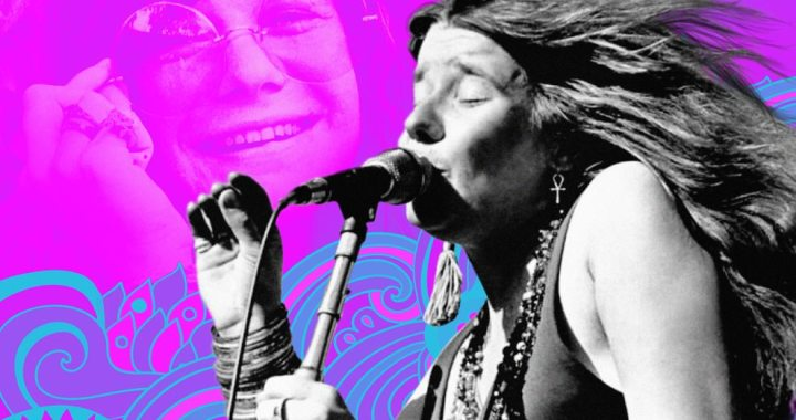 Janis Joplin, la fuerza intensa del performance*