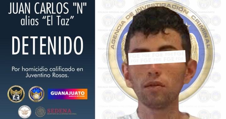 Avanza esclarecimiento del homicidio de Juan Antonio Acosta