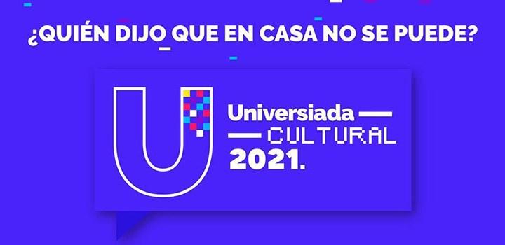 Fomentarán la paz y la unidad en la Universiada Cultural 2021