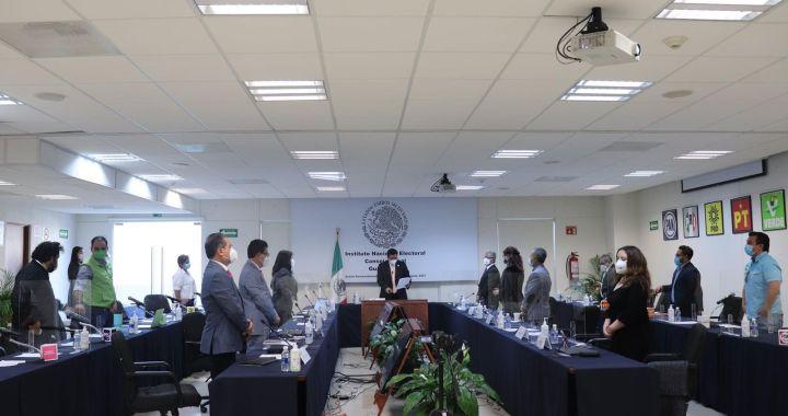 INE Guanajuato inicia vigilancia en las sesiones de cómputos distritales
