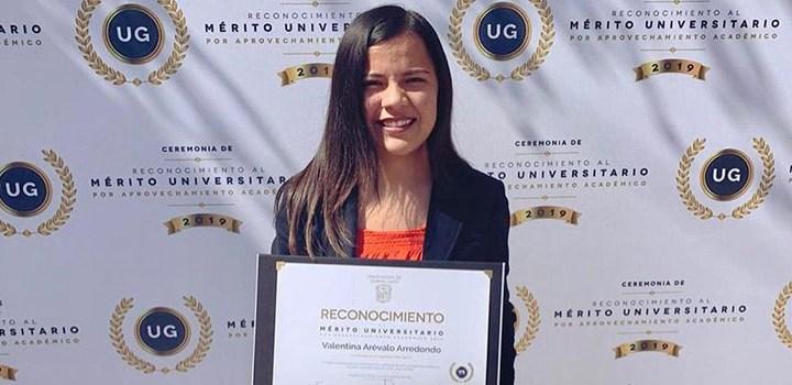 Alumna UG obtiene la beca posgrado Fulbright-García Robles en USA
